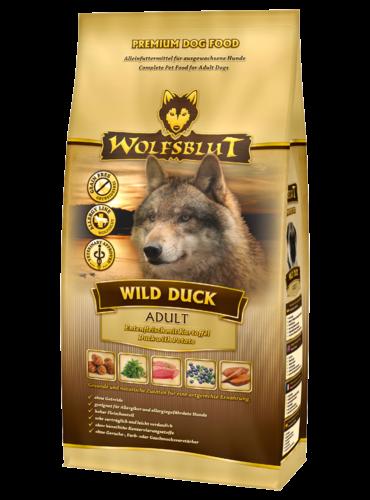 wolfsblut-trockenfutter-wild-duck-adult-wbwd